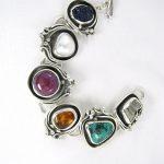 6 Stone Bracelet