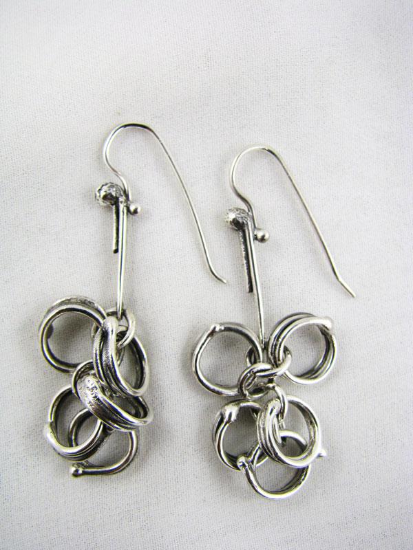 Multi Fused Earrings